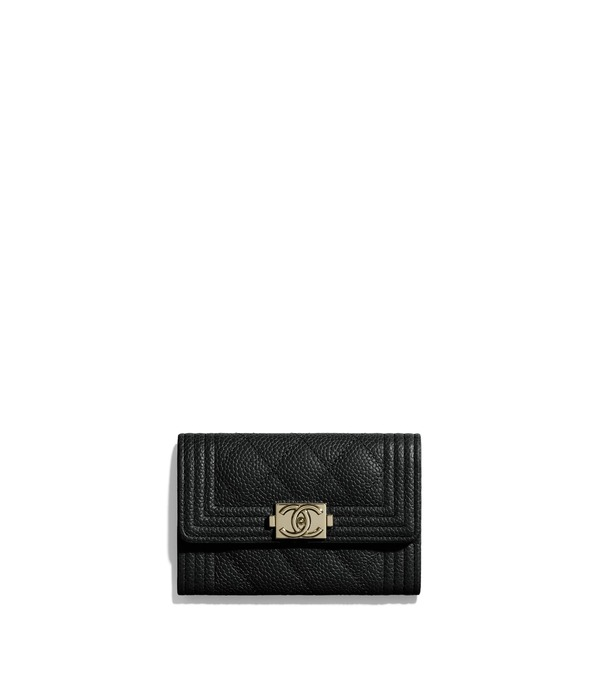 유럽직배송 샤넬 CHANEL BOY CHANEL Flap Card Holder A80603B0169494305