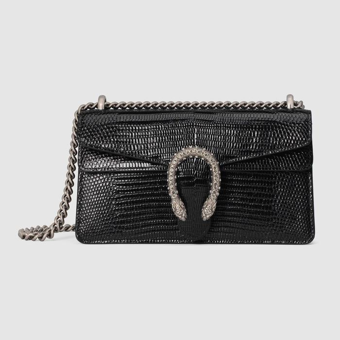 유럽직배송 구찌 GUCCI Gucci Dionysus lizard small shoulder bag 499623LUZVN8176