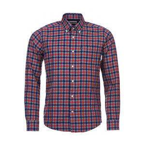 유럽직배송 바버 셔츠 BARBOUR MOSS COUNTRY CHECK TAILORED SHIRT MSH3226OR34