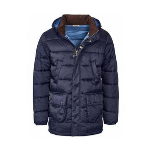 유럽직배송 바버 BARBOUR Mens Fairfor Quilted Padded Jacket MQU0697NY91