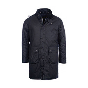 유럽직배송 바버 BARBOUR HERITAGE BRAMBLE WAX JACKET NAVY MWX1249NY92