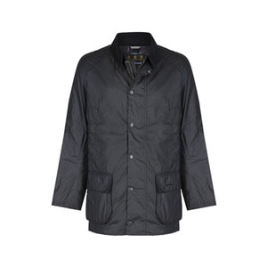유럽직배송 바버 BARBOUR Men's BRISTOL WAXED JACKET BLACK MWX0086BK71