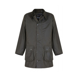 유럽직배송 바버 BARBOUR Men's CLASSIC NORTHUMBRIA WAXED JACKET OLIVE MWX0009OL91