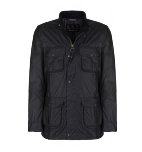 유럽직배송 바버 BARBOUR Men's CORBRIDGE WAX JACKET BLACK MWX0340BK91
