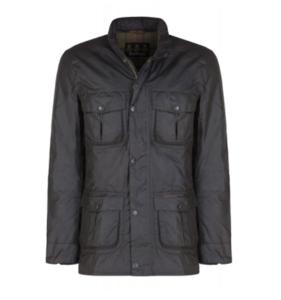 유럽직배송 바버 BARBOUR Men's CORBRIDGE WAX JACKET RUSTIC MWX0340RU91