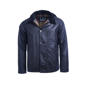 유럽직배송 바버 BARBOUR HESKIN WAX JACKET NAVY MWX1224NY91