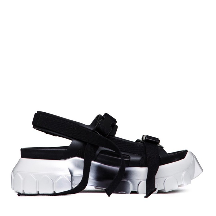 유럽직배송 릭오웬스 샌들 RICK OWENS LARRY TRACTOR HIKING SANDAL
