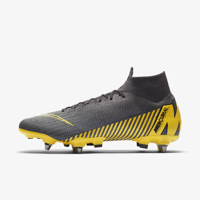 유럽직배송 나이키 NIKE Nike Mercurial Superfly 6 Elite SG-Pro Anti-Clog Traction Soft-Ground Pro Football Boot AH7421-071