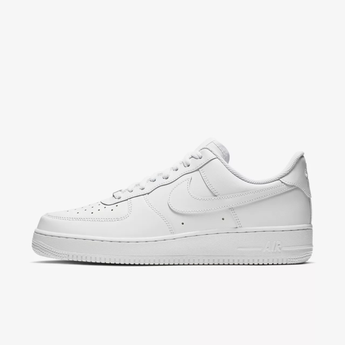 유럽직배송 나이키 NIKE Nike Air Force 1 '07 Triple White Men's Shoe 315122-111