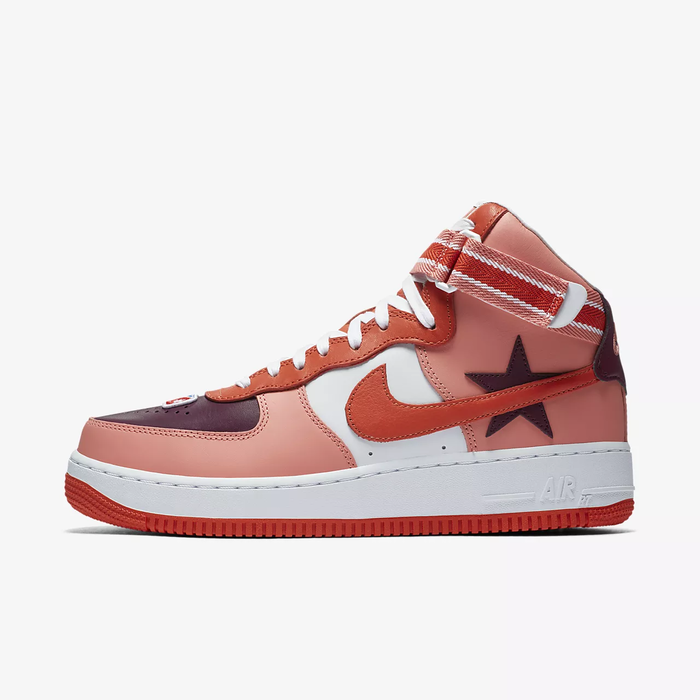 유럽직배송 나이키 NIKE NikeLab Air Force 1 High x RT Men's Shoe AQ3366-601
