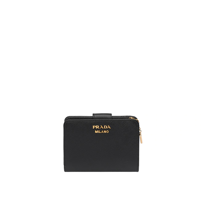 유럽직배송 프라다 사피아노 지갑 PRADA Small Saffiano leather wallet 1ML018_2CGD_F0LJ4