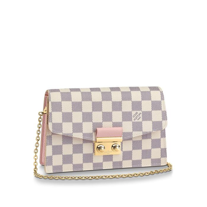 유럽직배송 루이비통 LOUIS VUITTON Croisette Chain Wallet N60357