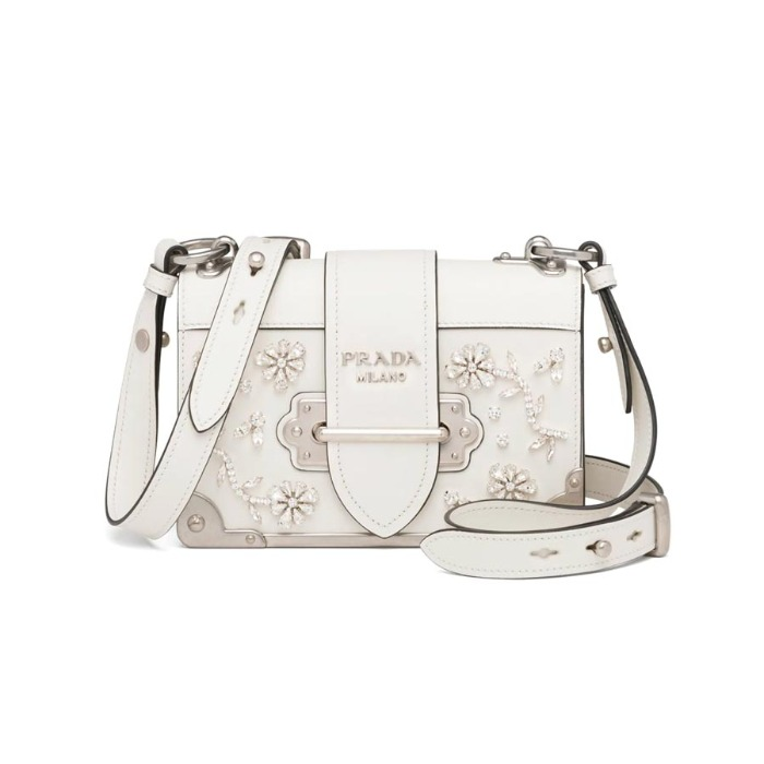 유럽직배송 프라다 숄더백 PRADA Cahier shoulder bag 1BH018_2BB0_F0009_V_JGH