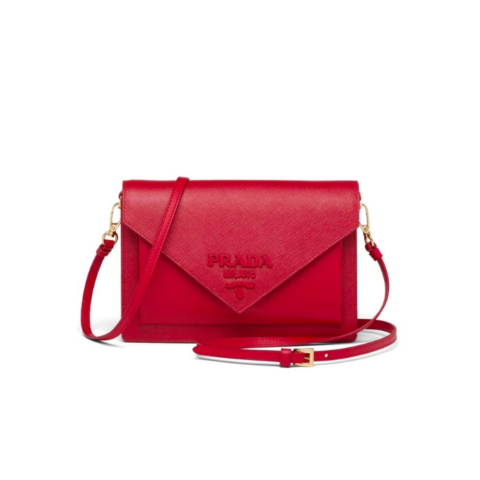 유럽직배송 프라다 사피아노 숄더백 PRADA Saffiano leather mini-bag 1BP020_2EEP_F068Z_V_OOO