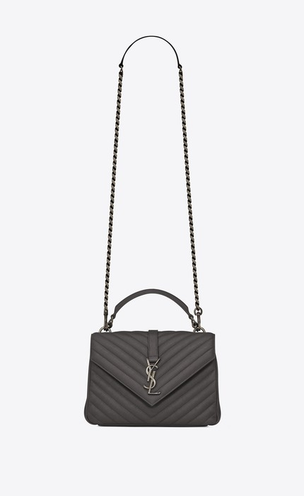 유럽직배송 입생로랑 SAINT LAURENT college medium in quilted leather 600279BRM041242