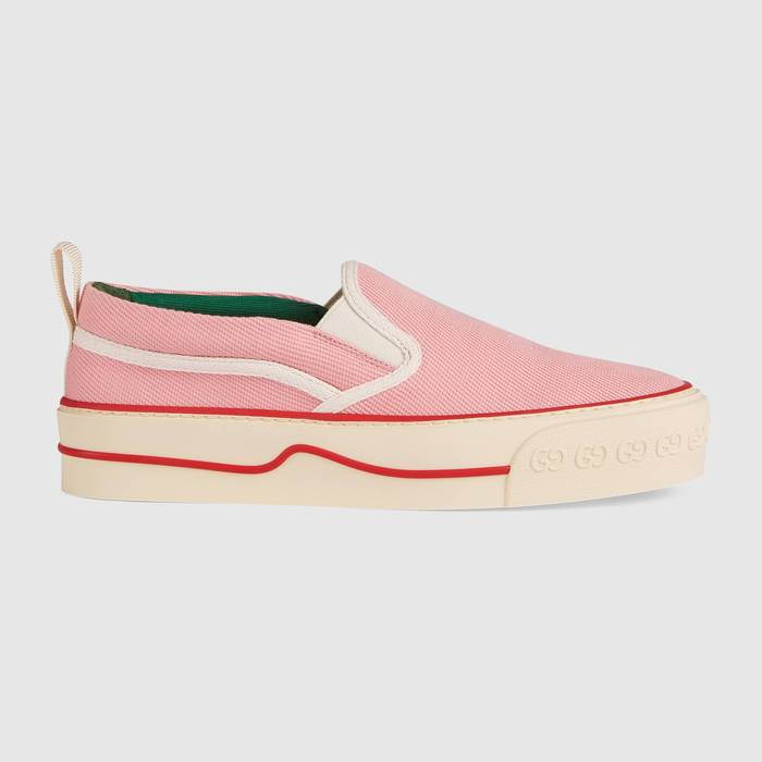 유럽직배송 구찌 GUCCI Gucci Women's slip-on sneaker 624733GZO605875