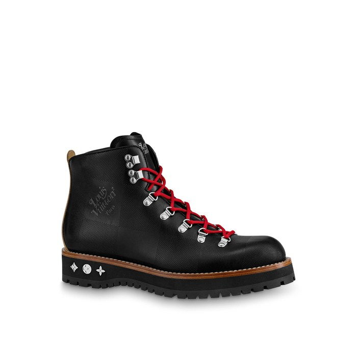 유럽직배송 루이비통 LOUIS VUITTON Alpinist Ankle Boots 1A81DE