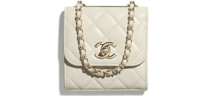 유럽직배송 샤넬 CHANEL Clutch With Chain A81633Y04059N9307