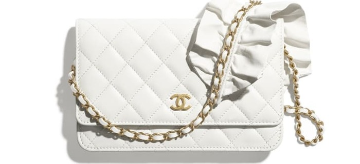 유럽직배송 샤넬 CHANEL Wallet On Chain AP1814B0436910601