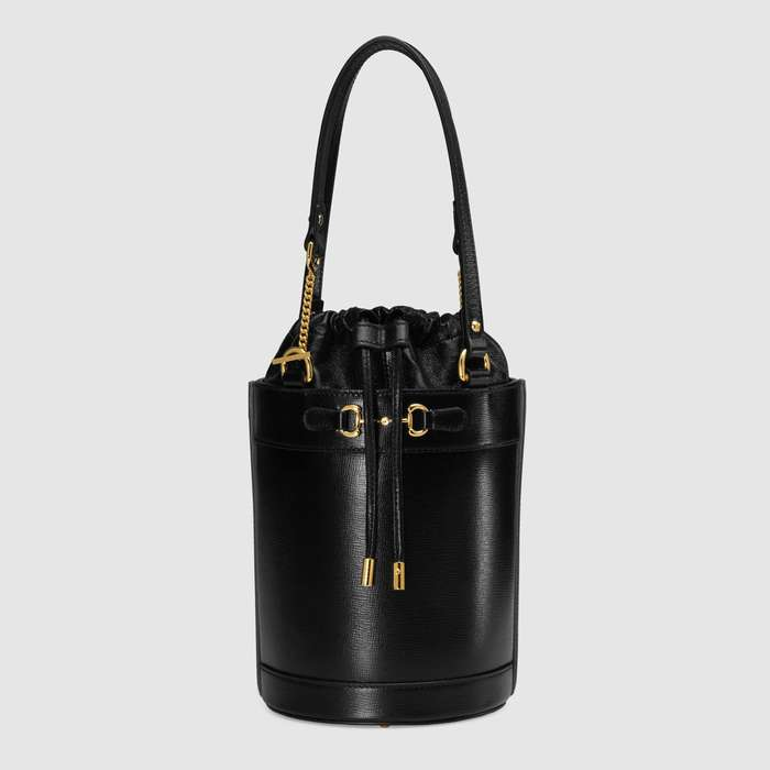 유럽직배송 구찌 GUCCI Gucci - Gucci Horsebit 1955 small bucket bag 6371151DBYG1000