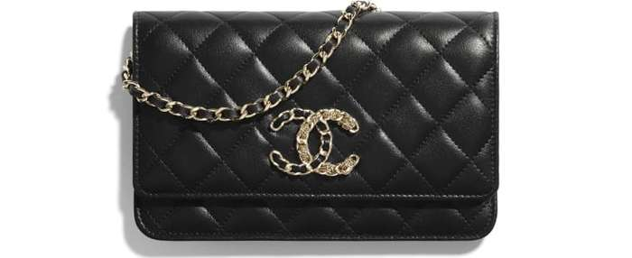 유럽직배송 샤넬 CHANEL Wallet On Chain AP1794B0433594305