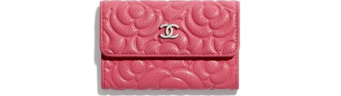 유럽직배송 샤넬 CHANEL Flap Card Holder A81937B04308N9310
