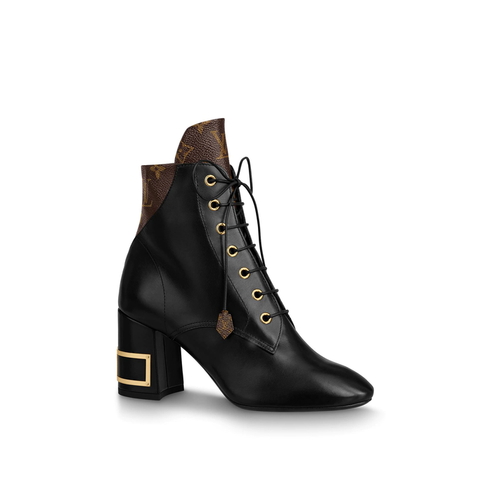 유럽직배송 루이비통 LOUIS VUITTON Bliss Ankle Boots 1A855P