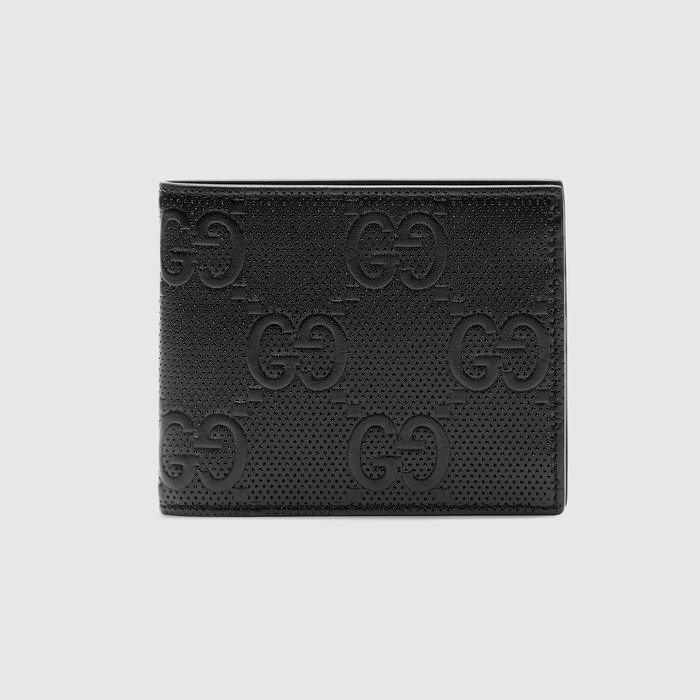 유럽직배송 구찌 GUCCI Gucci GG embossed wallet 6255621W3AN1000