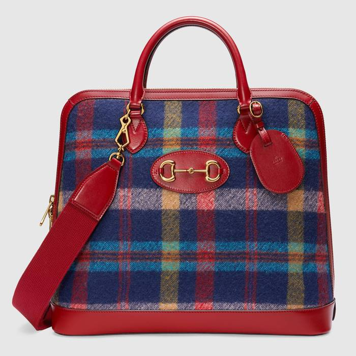 유럽직배송 구찌 GUCCI Gucci - Gucci Horsebit 1955 small duffle bag 6216402G3BG4191
