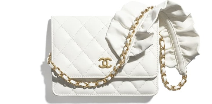 유럽직배송 샤넬 CHANEL Mini Wallet on Chain AP1820B0436910601