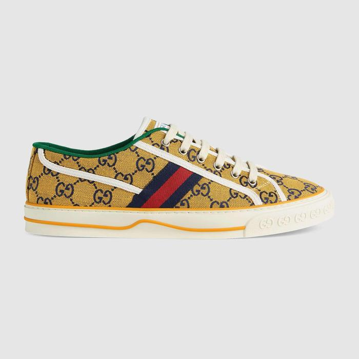 유럽직배송 구찌 GUCCI Gucci - Men's Gucci Tennis 1977 GG Multicolour sneaker 6636572UZ807065